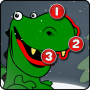 icon Kids games - Education book