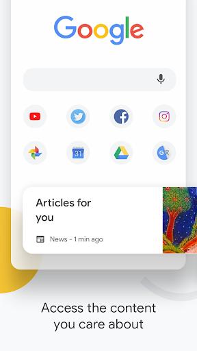 Google Chrome : Fast Secure