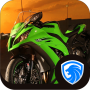 icon AppLock Theme - Motorcycle 1