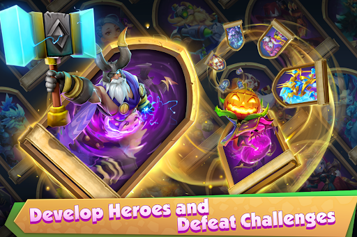 Castle Clash : Brave Squads