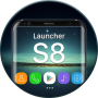 icon S8 Launcher - Launcher Galaxy