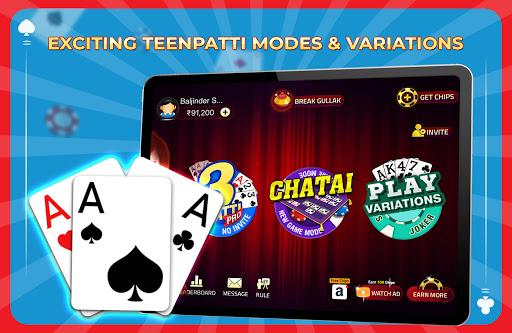 Teen Patti-Indian Poker