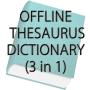 icon Offline Thesaurus Dictionary