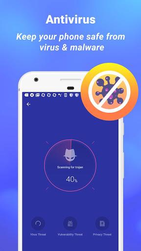 보안 마스터-안티 바이러스, VPN, AppLock, Booster