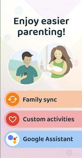 Baby Daybook-모유 수유 및 관리 추적기